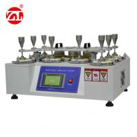 Wholesale Texitle Abrasion Resistance Testing Machine , Fabric Abrasion Testing Machine ASTM D4970 from china suppliers