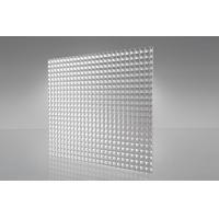 Wholesale Transparent Plexiglass Acrylic LED Light Diffuser Panels 1mm To 5mm Thickness from china suppliers