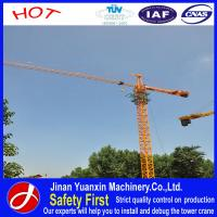 Wholesale 8t 56m boom length 5613 tower crane for sale from china suppliers