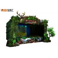 Wholesale Indoor Amusement Equipment VR Shooting Simulator Different Version Available from china suppliers