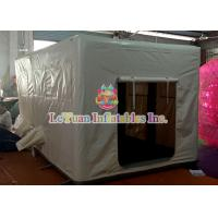 Buy cheap Medical Station Outdoor Inflatable Tent Used In Difficult Condition from wholesalers