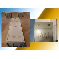 Buy cheap 180L Type Hfc227ea Fire Suppression System With Multiple Zones Controlled from wholesalers