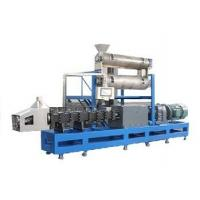 Buy cheap Free formula and installation 2500-3000kgs/h steam type double screw extruder from wholesalers