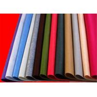 Wholesale Anti - Static Wool Felt Blend Fabric No Smell With 100% Viscose Fiber from china suppliers