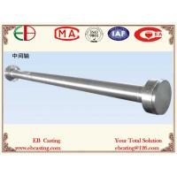 Wholesale Intermediate Shaft Forging & Countershaft Free Forging Process EB24021 from china suppliers
