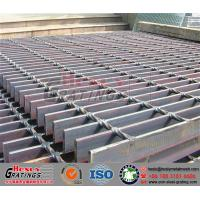 Quality HESLY Steel Grating Specs, China Steel Bar Grating Manufacturer for sale