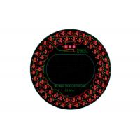 Wholesale 80mm Diameter Round LED PCB Layout Assembly For Vehicle Signal Tail Lights from china suppliers