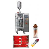 Wholesale High Speed automted Vertical Liquid Packing Machine for butter oil / chocolatge jam / ketchup / Jelly candy from china suppliers