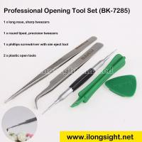 Wholesale brand new for Professional opening tool set for iPhone,iPod,iPad cell phone BK-7285 from china suppliers