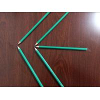 Buy cheap Green Color HB Hex Plastic Pencil  Supplier from wholesalers
