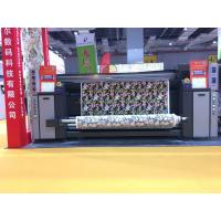 Wholesale Sublimation Pigment Ink Fabric Plotter / Direct To Fabric Printing Machine from china suppliers