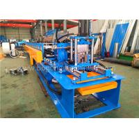 Wholesale Steel Metal Door Guider Custom Roll Forming Machine For Door Frame Making from china suppliers