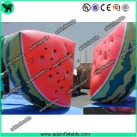 Wholesale Event Advertising Inflatable Fruits Replica Watermelon Model from china suppliers