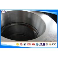 Hot Forged Carbon Steel Ring , AISI 1035 / S35C Steel Grade Forged Rings for sale