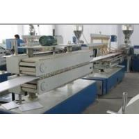 Wholesale PVC Floor Solid Board Extrusion Line from china suppliers