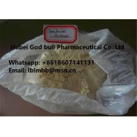 Wholesale Trenbolone Acetate Injectable Bulking Cycle Tren Anabolic Steroid 10161-34-9 from china suppliers