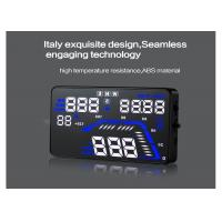 Wholesale OBDII interface 9 ~ 16 V vehicle heads up display For Car Diagnostics Scanner from china suppliers