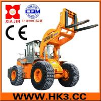Buy cheap forklift wheel loader can lift 18 tons from Wholesalers