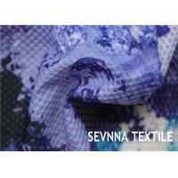 Wholesale Weaving Circular Eco Recycled Swimwear Fabric Mesh Crochet Textured Sarong Pattern from china suppliers