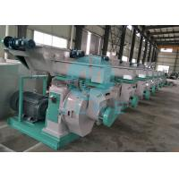 Wholesale Cottonseed Skins Biomass Pellet Machine / Sawdust Pellet Making Machine from china suppliers