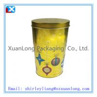 Wholesale Oval Chocolate Tin Box from china suppliers