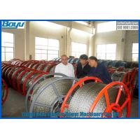 Wholesale High Flexibility Anti twist Wire Rope Overhead Line polit Rope 12 strands 29FI Structure from china suppliers
