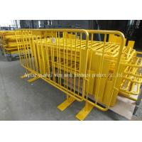 Buy cheap Multicolor Temporary Security Fencing Hire For Residential Simple Design from wholesalers