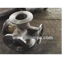 Buy cheap Ductile iron pipe fittings, gost cross/tee for fire hydrant. from wholesalers