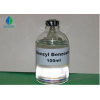 99% Purity Dissolve Solvent Benzyl Benzoate (BB) CAS120-51-4 for Oily Liquid for sale