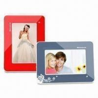 Wholesale 7-inch Digital Photo Frame with 800 x 480 Pixels Resolution, and G-sensor Function from china suppliers