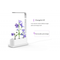 Wholesale Led Light 12V 9W Gardening PVC Hydroponic Herb Planter from china suppliers