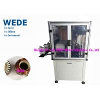 Wholesale Auto Wire Cut Armature Winding Machine Multi Stations For Exhaust Fan Motor from china suppliers
