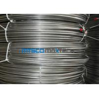 Wholesale TP316 / 316L / 316Ti Stainless Steel Coiled Tubing SS Seamless Pipe Standard from china suppliers
