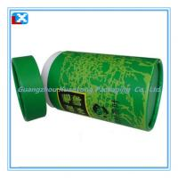 Wholesale tea paper can from china suppliers