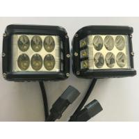 "Wholesale 45W 4.5"" Square Automotive Led Driving Lights , 6500k Offroad Truck Work Lights 3800 Lumen from china suppliers"