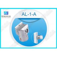 Aluminum Alloy Pipe Fitting Dismantling Joint of Aluminum Pipe Rack System AL-1-A for sale