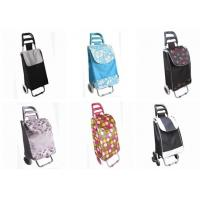 Wholesale folding shopping trolley bag with two wheels from china suppliers
