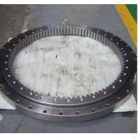 Wholesale high quality slewing bearing cylindrical cross roller bearing Rks. 062.25.1424 Deck / Ship Crane Three Row Roller Slewin from china suppliers
