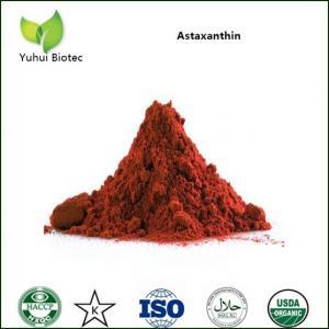 China natural astaxanthin supplement,pure astaxanthin,water soluble astaxanthin powder on sale
