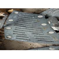 Wholesale High Mn Steel Casting Grid Liners for Mine Mill Conforming To GB/T 5680-1998 from china suppliers
