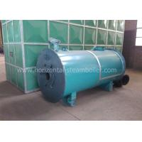 China YYQW Series Low Pressure Hot Oil Boiler 1400Kw Thermal Oil Heating System for sale