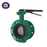 Wholesale Best Selling Factory Direct Sell Flanged Body Style Butterfly Valve from china suppliers