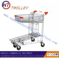 Wholesale Warehouse Steel Hand Trolley from china suppliers