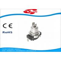 Wholesale Ksd302 Snap Disc Thermostat Bimetal Temperature Limiter Protect Switch from china suppliers