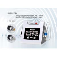 China Vertical Fractional Micro needle RF Wrinkle Removal Face Lifting Machine on sale