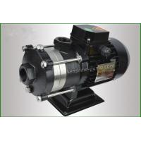China CHLT horizontal multistage centrifugal booster water pump high pressure pump for sale