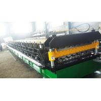 China double layer roof machine manufacturer on sale