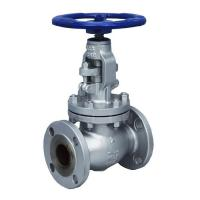 China ASME B16.34,Cast steel WCB,Straight Pattern,bb,os&y globe valve,flanged,handwheel on sale