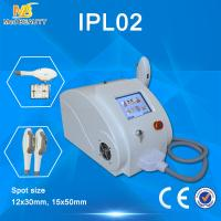 Quality 2000W E - Light RF IPL Hair Removal Machines Portable For Female Salon for sale