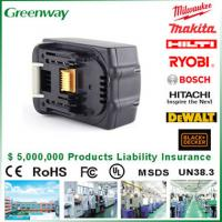 Wholesale Replacement power tool battery For Makita BL1830 BL1835 BL1815 18V 3.0Ah Power Tool battery from china suppliers
